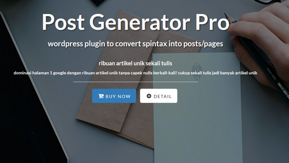 Pos Generator Pro