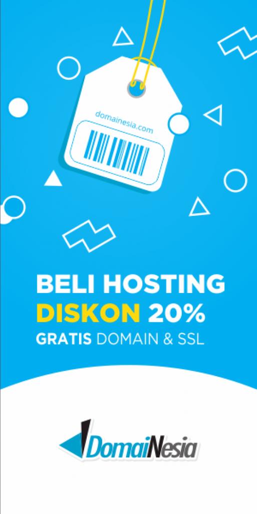 hosting domainesia